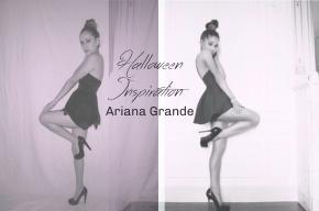 Halloween Costume Ideas: ArianaGrande