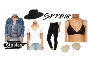 Spring Staples