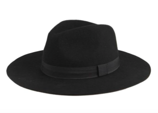 Simply Stated Felt Fedora $7
