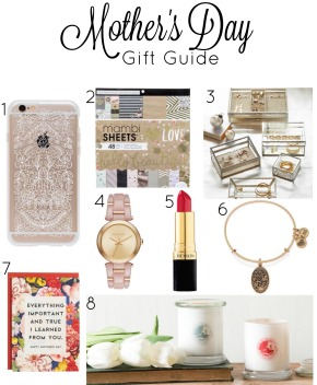 Mother's Day Gift Guide + Letter To My Mom